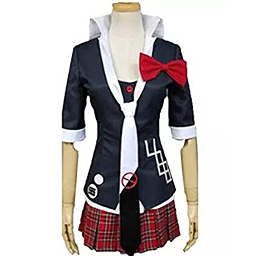 Junko Enoshima Cosplay Costume (HOLRAN Super Dangan-Ronpa 2 Junko Enoshima Cosplay Costume (Female:Large))
