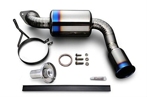 Tomei Ti Titanium Muffler for Mazda MX-5 MIATA NC - TB6090-MZ03A