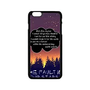 KKDTT The Fault In Our Star Cell Phone Case for Iphone 6