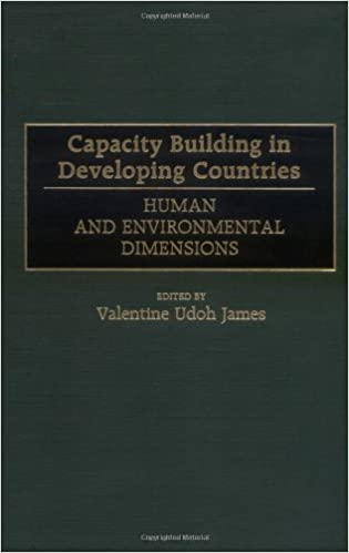 Capacity Building in Developing Countries: Human and Environmental Dimensions
