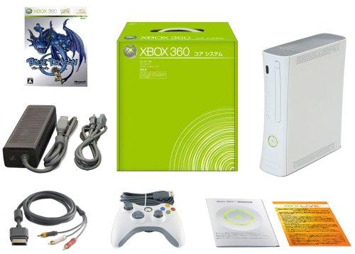 Xbox 360 コアシステム ブルードラゴン プレミアムパック(通常版) 特典 オリジナル卓上カレンダー付きの商品画像
