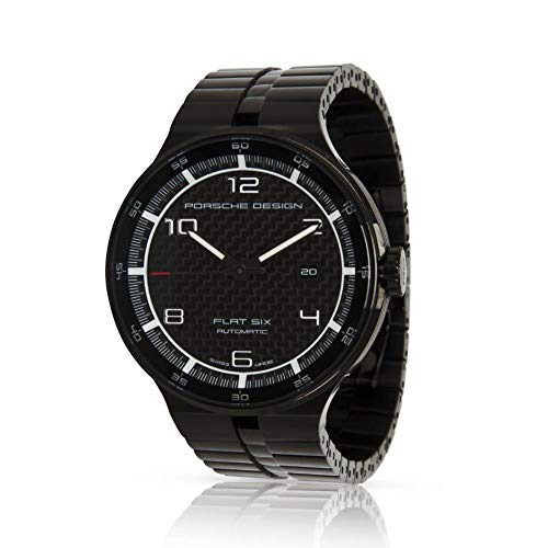 Porsche Design Flat 6 Automatic-self-Wind Male Watch 6350.43.04.0275 (Certified Pre-Owned)