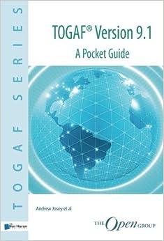 TOGAF Version 9.1 A Pocket Guide by Van Haren (2011-12-07)