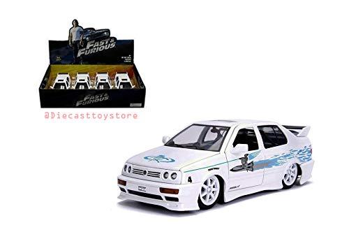 New Diecast Toys Car Jada 1 24 Display Fast Furious Jesse S