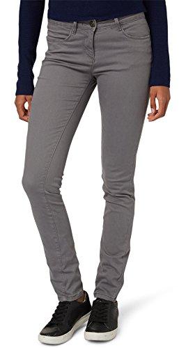 Tom Tailor Damen Hose Stoffhose grau Grösse W38 L32