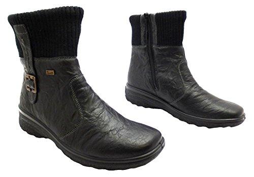 Rieker femmes Hillary Chaussures en cuir