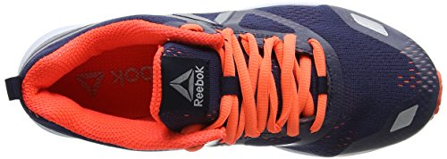Guava Punch Reebok Zapatillas Running Ahary Runner Azul Navy Pewter Mujer White para de wO64w