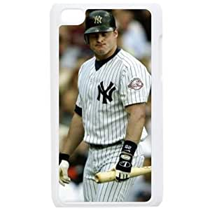 MLB IPod Touch 4 White New York Yankees cell phone cases&Gift Holiday&Christmas Gifts NBGH6C9123990 by heywan