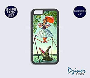 Case Cover For Apple Iphone 6 4.7 Inch model - Haunted Mansion