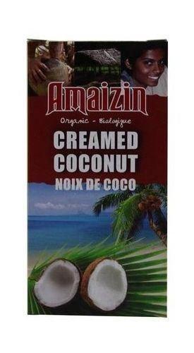 (8 PACK) - Amaizin Creamed Coconut - Organic| 200 g |8 PACK - SUPER SAVER - SAVE MONEY