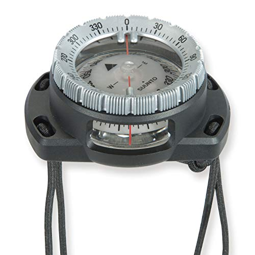 (SUUNTO SK-8 Compass Wrist Bungee Configuration, Bungee Mount)