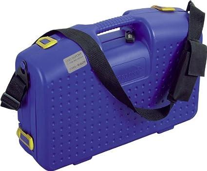 Deglon 8400445-V - Caja de herramientas estilo maletín (vacía): Amazon.es: Hogar