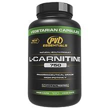 PVL Essentials L-Carnitine 750 - 120 Capsules
