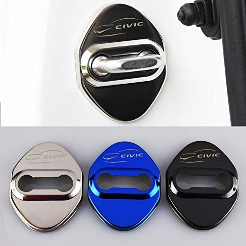 Stainless Steel Door Lock Cover Car-Styling Car