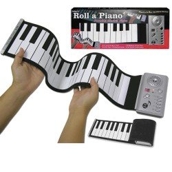 Roll-up Electric Piano by As Seen On TV