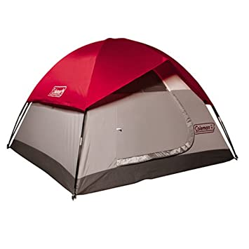 sc 1 st  Amazon.com & Amazon.com : Coleman 7u2032 x 7u2032 Red Sundome® Tent : Sports u0026 Outdoors