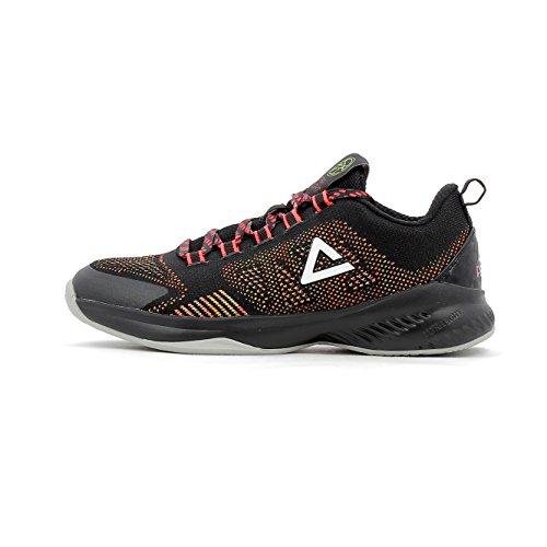 Peak Ultra-Light Black Basketball Basketball Shoes: Amazon.co.uk: Sports &  Outdoors