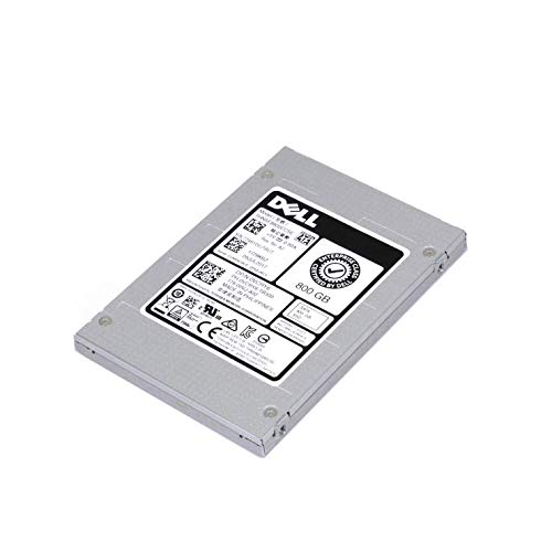 Dell 800GB 6GB/s SATA Mix Use MLC SSD Bundle with Drive Tray - VCRY6 (Solid State Drive Sata Mix Use Mlc)