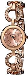 Relic Women's ZR34291 Scarlet Rose Gold Watch