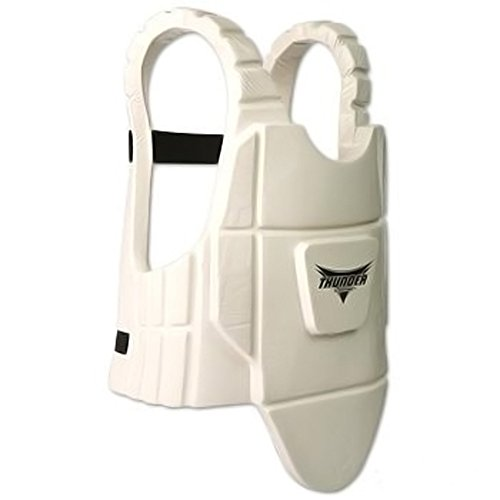 ProForce Velocity Chest Guard - White - Large by ProForce