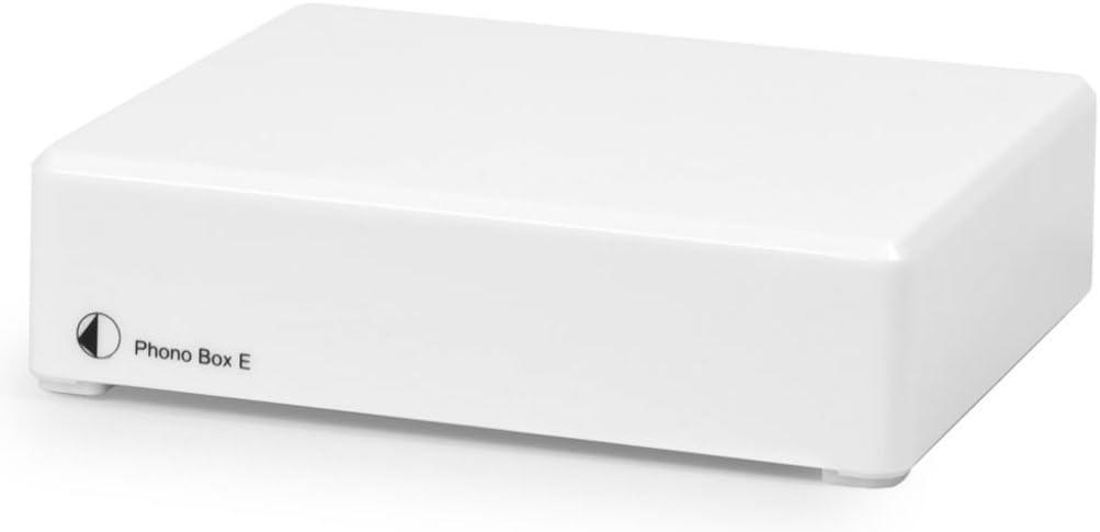 Project Phono Box E MM - Preamplificador para Tocadiscos, Color ...