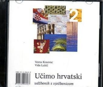 Ucimo hrvatski - Wir lernen Kroatisch 2 CD-A