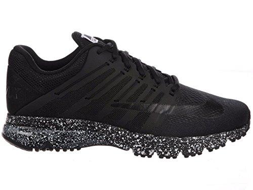Nike Heren Air Max Excellerate 4 Zwart / Wit Nylon Hardloopschoenen 8 M Us