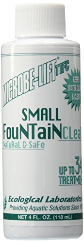 FC4 Microbe Lift Small Fountain Clear, 4-Ounce ()