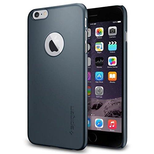Spigen Thin Fit A iPhone 6 Plus Case with Premium SM Coated
