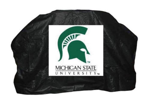 (NCAA Michigan State Spartans 59-Inch Grill Cover)