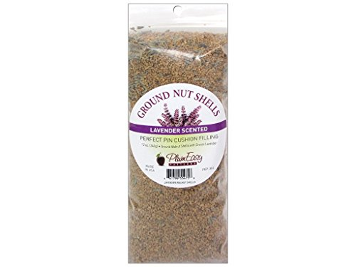 PlumEasy Patterns Lavender Scented Ground Walnut Shells, 11.5 oz