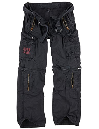 Surplus Outback Royalblack Pantalones Pantalones Surplus Real Real Outback EwSExP4rq