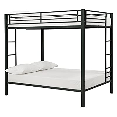 Dorel Home Products Full Over Full Bunk Bed