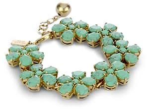 "kate spade new york ""Fiorella"" Bracelet In Bright Green"