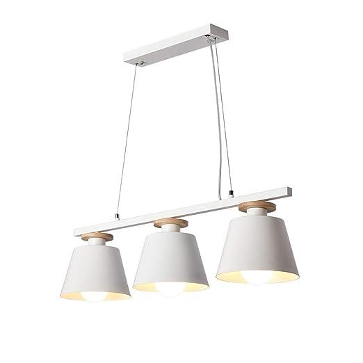GONGFF decoración Lámpara Colgante Lámpara de Techo Lámpara de ...
