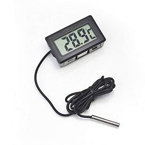 Compra BFBH Profesional portátil de Pantalla LCD Termómetro ...
