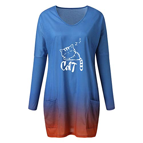 Women Funny Tunic Pullover Tops Tshirt Short Sleeve Fashion Summer Spring Loose Plus Size Slim fit Sexy Shirts Under 10 Dollars Blouses Crew Neck Sweatshirts (Good Land Henley Shirt)