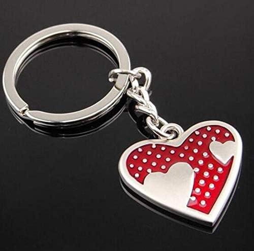 Tarjeta 3D para el día de San Valentín con corazón rojo con ...