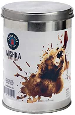 Mishka Medium Roast Blend. Whole Beans