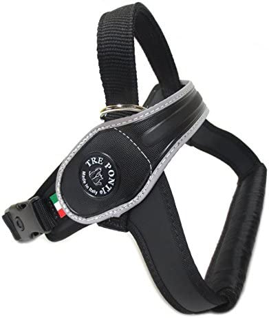 Red XX-Large Tre Ponti Primo Dog Harness