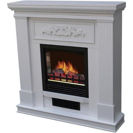Electric Fireplace with 38