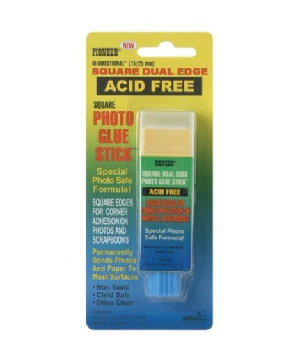 Pioneer Photo Square Glue Stick by Pioneer Photo