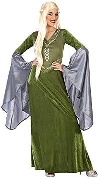 DISBACANAL Disfraz de elfa para Mujer - -, XS-S: Amazon.es ...
