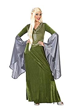 DISBACANAL Disfraz de elfa para Mujer - Único, XS-S: Amazon ...