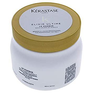 Kerastase Elixir Ultime Le Masque for Unisex, 16.9 Ounce