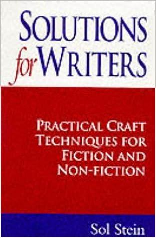 Fiction techniques