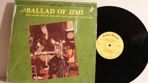 Jimi Hendrix - Ballad Of Jimi - Zortam Music