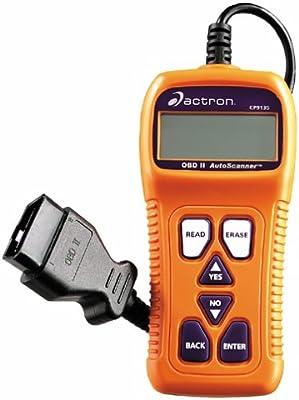 amazon com actron cp9135 autoscanner diagnostic code scanner on rh amazon com actron cp9125 user manual Actron CP9135 Update