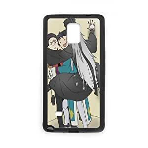 samsung galaxy note4 Black Black Butler phone case cell phone cases&Gift Holiday&Christmas Gifts NVFL7N8826035