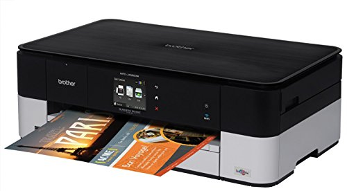 Brother Printer MFCJ4320DW Wireless Color Photo Printer with Scanner, Copier and Fax, Amazon Dash Replenishment Enabled by Brother (Image #3)